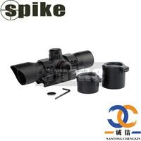 SPIKE COMPACT RED/GREEN DOT HD34 WITH MOUNT