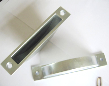 GP001 Stainless Steel Door Hardware Accessory Bolt Fitting Dust Proof Strike