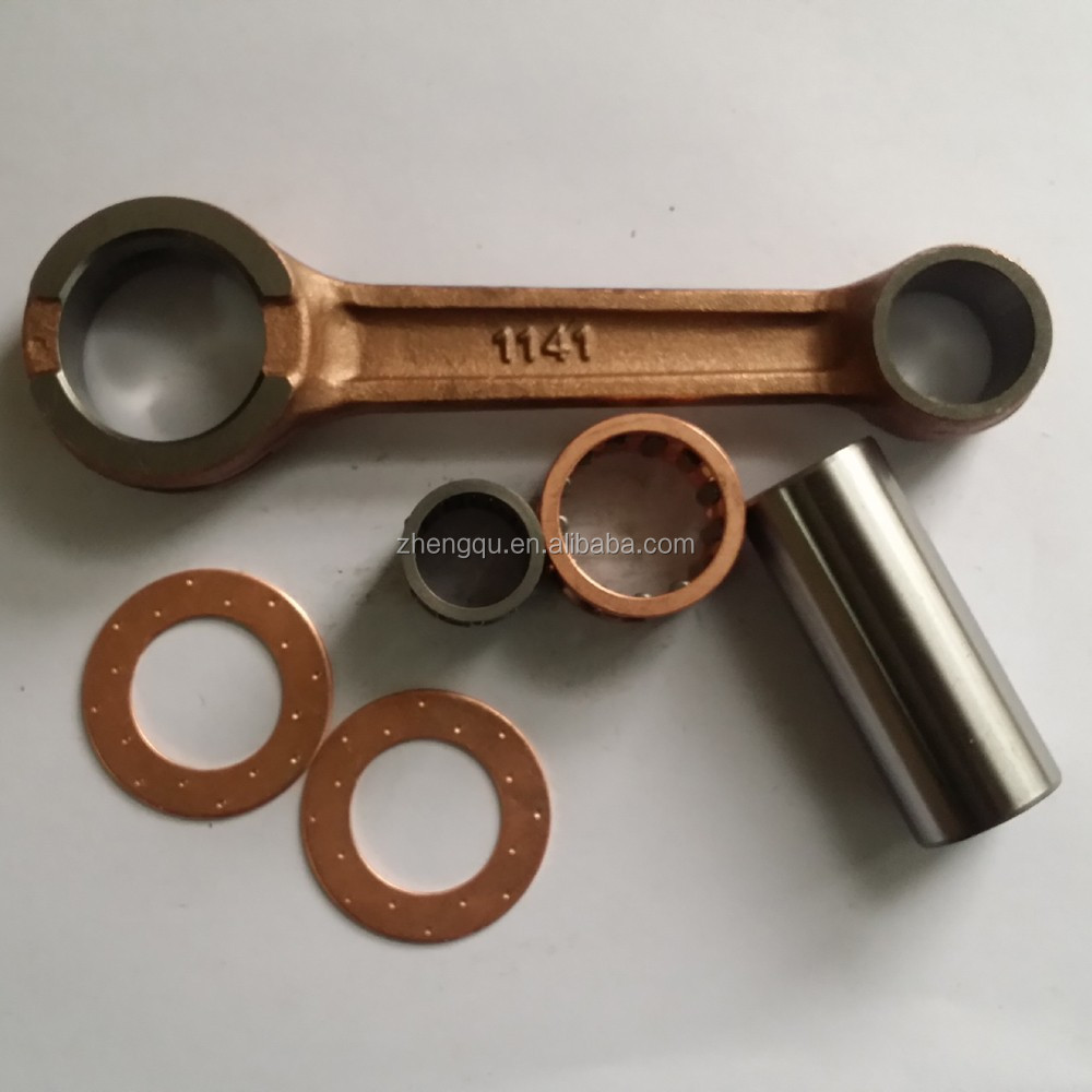 motorcycle engine parts connecting rod for suzuki ax100