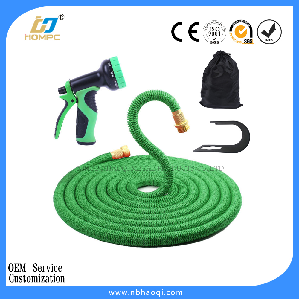 Gardena Water Expandable Hose With Spray Gun
