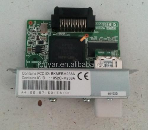 TESTED Genuine OEM Epson Receipt Printer Ethernet Module Interface Card