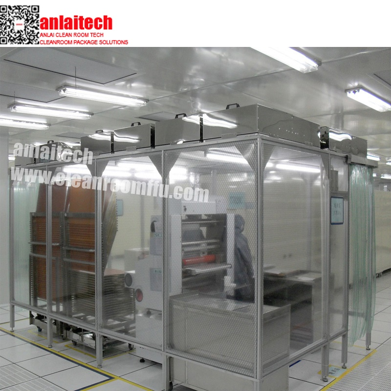 Dust free Clean room air flow machine