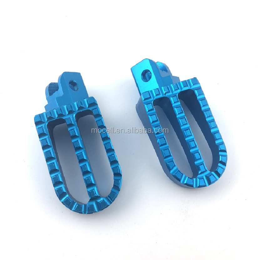 Motorcycle Footrests Cnc Aluminum Foot Pegs Folding Footrest Pedals Buy Racing Wheel Foot Pedal Custom Foot Pedal Product On Alibaba Com