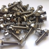 Hot sale grade 5 m14 titanium bolt with good quality and low price for Smooth polished surface