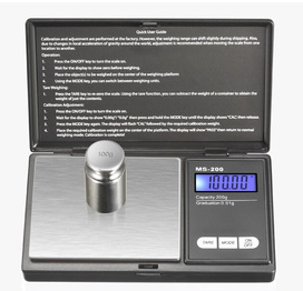 Top quality 40kg 10g portable electronic micro weighing pcb scale