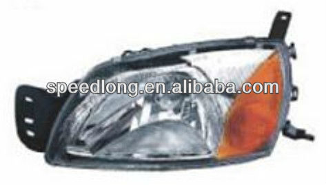 For Ford Ikon 01 head lamp car parts