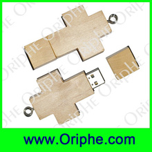 Hottest cross USB flash drive for Christian, cross pen drive