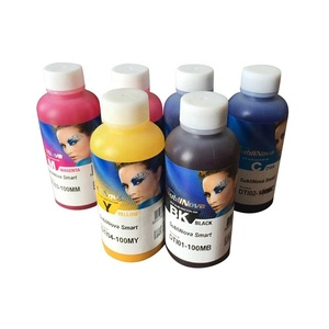 Cheap Digital Textile Printing Korea Heat Transfer 100ml Sublimation Ink Sublinova Dye Sublimation Ink