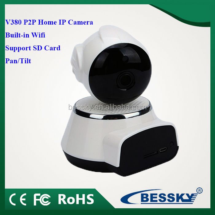 2016 New Arrival wifi ip camera system 720P Built-in Wifi 4k ultra hd ip surveillance camera Pan Tilt 1080p ip camera module