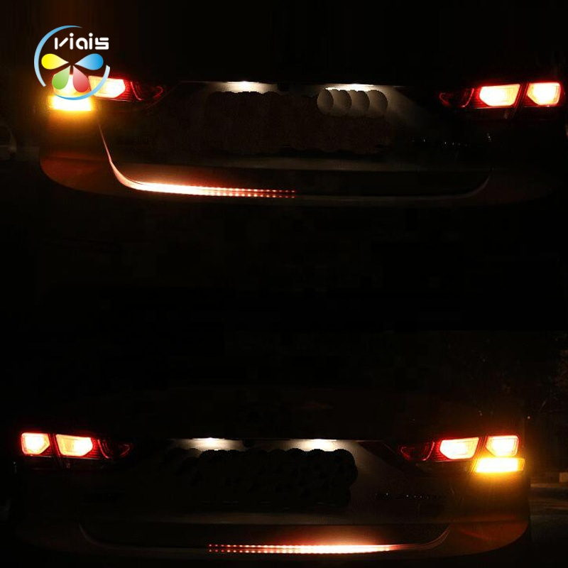 Factory 150cm RGB Car Led Flexible Strip 12v Light Waterproof for Cars Tail