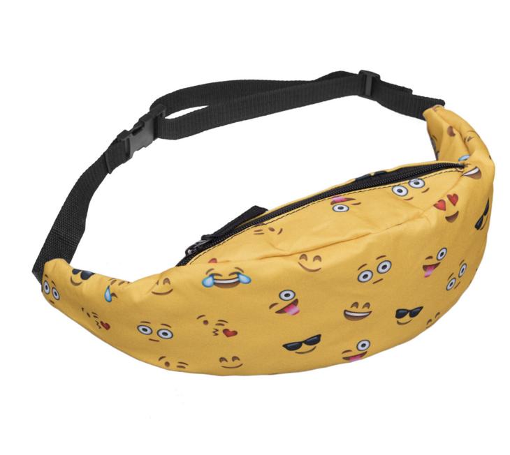 Customized handy sports wallet tactical waist bag unisex running sport waist bag