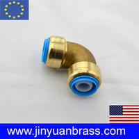 Brass Pipe Fitting Brass Elbow 90 Fitting Drop Ear Elbow Forged ...