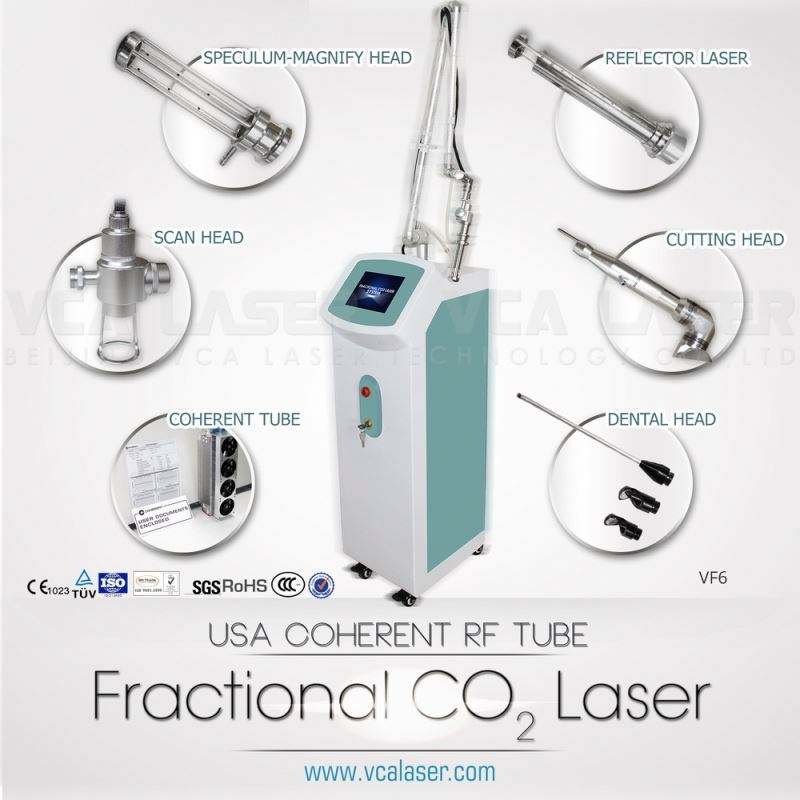 newest innovation 30w co2 laser for scar removal