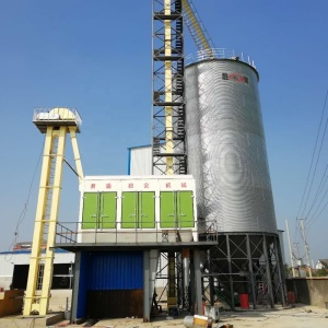 High quality 500ton hot-galvanized silo seed selling on competitive price