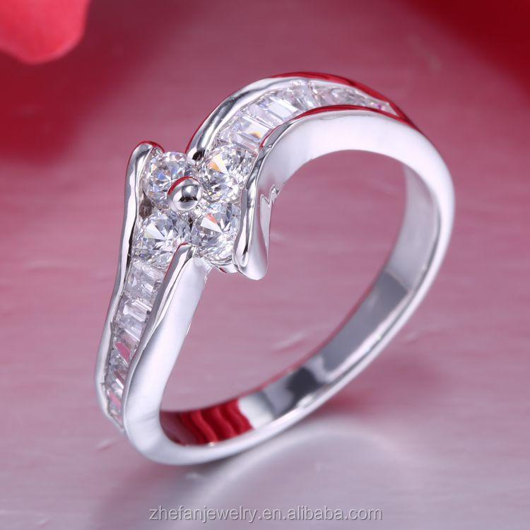 2018 Fashion Jewelry Ring Wedding Rings Dubai Wedding Rings Buy