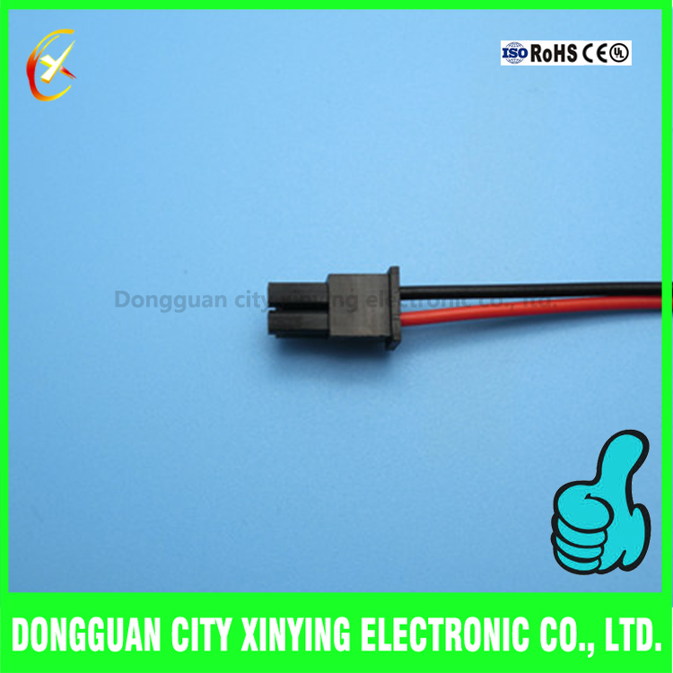 Custom 3mm molex 43025 connector cable wire molex hookup wires dolgular com  at bakdesigns.co