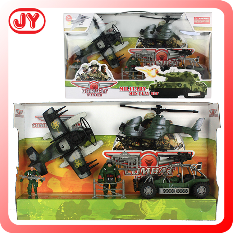 Military toys play set soldier force toys for wholesale