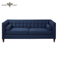 Home furniture factory direct sell one piece MOQ fabric upholstery sofa