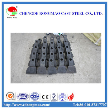 Highly Wear-resistant Stone Crusher Hammers For Crushing Limestone - Buy  Stone Crusher Hammers,Bush Hammered Finish Stone,Crusher Hammer Head  Product