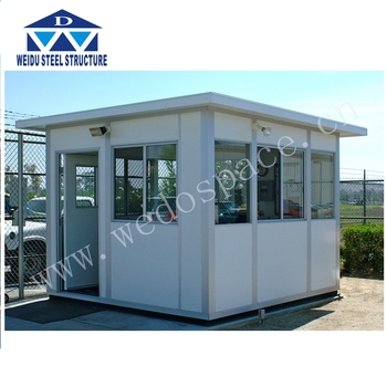 Wholesale Prefabricated Security Guard Room Design Buy Security