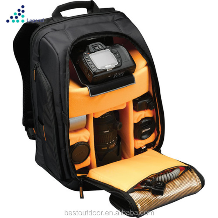 quanzhou best bags dslr camera backpack custom high quality camera backpack