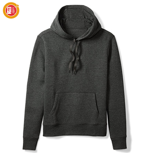 china factory cheap price wholesale mens yellow blank hoodies adults custom long sleeve pullover with hood