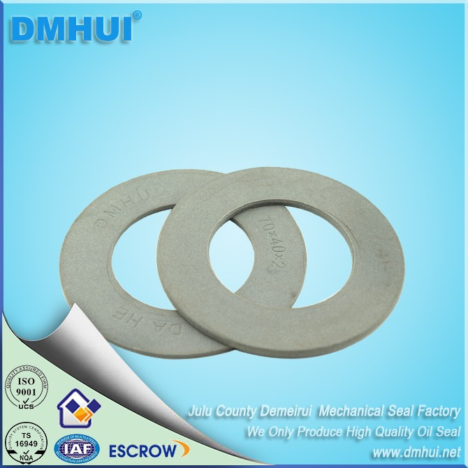 China Durable Nylon Fireproof Peek Epdm Rubber Seal Sealing Gasket