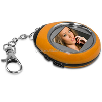 1.5 inch digital photo frame keychain