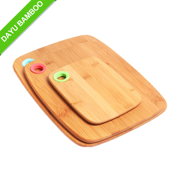 Totally Bamboo 3 Piece Bamboo Cutting Board Set Bamboo Boards For