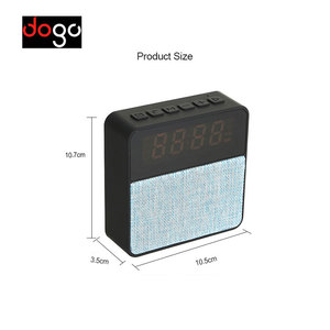 The Best Hotel Alarm 10M Blue Tooth Speaker usb multimedia speaker For Iphone