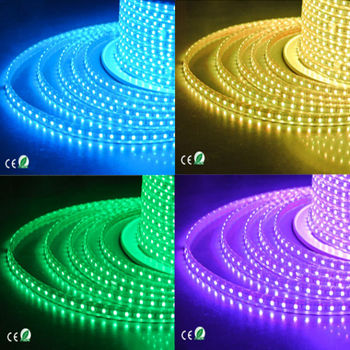 Good quality high brightness color changing led rope light flat 4 good quality high brightness color changing led rope light flat 4 wire aloadofball Images