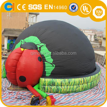 inflatable ladybug dome tenttr&oline tent & Inflatable Ladybug Dome TentTrampoline Tent - Buy Ladybug Dome ...