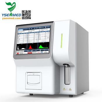 Fully Auto Wbc 3-part Yste320 Hematology Analyzer - Buy Lab Yste320  Competitive Price Clinical Analytical Instrument Fully Automated Hematology