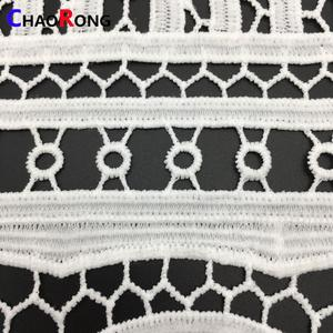 CRF2212 victorian sparkle dupion lace fabric