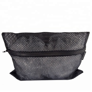 Foldable mesh Underwear Laundry Bag for dirty washing machine