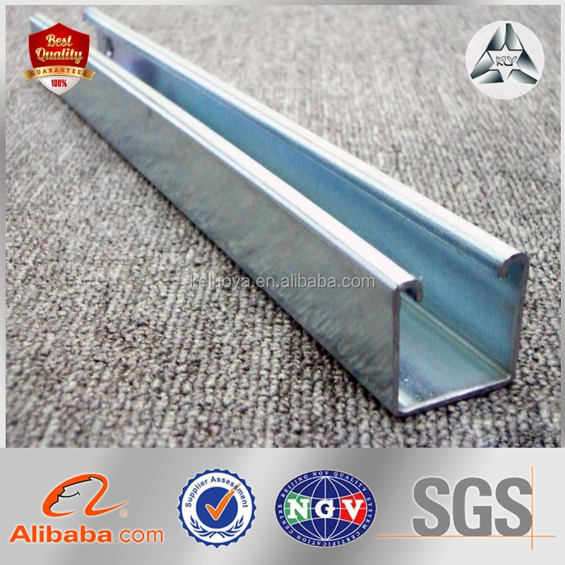 C Channel Purlins Specification / Double C Channel / Steel Channel Sizes China supplier