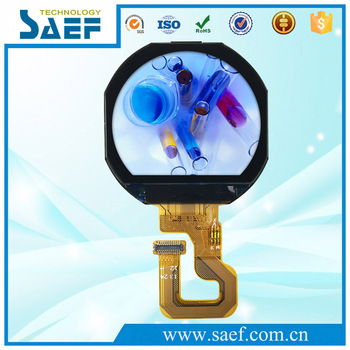 1.22 Inch 240x 204 Ips All Viewing Angle With Mcu Interface ...