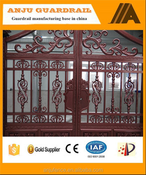 High Quality Durable And Beautiful Main Gate Design For Home Ajly ...
