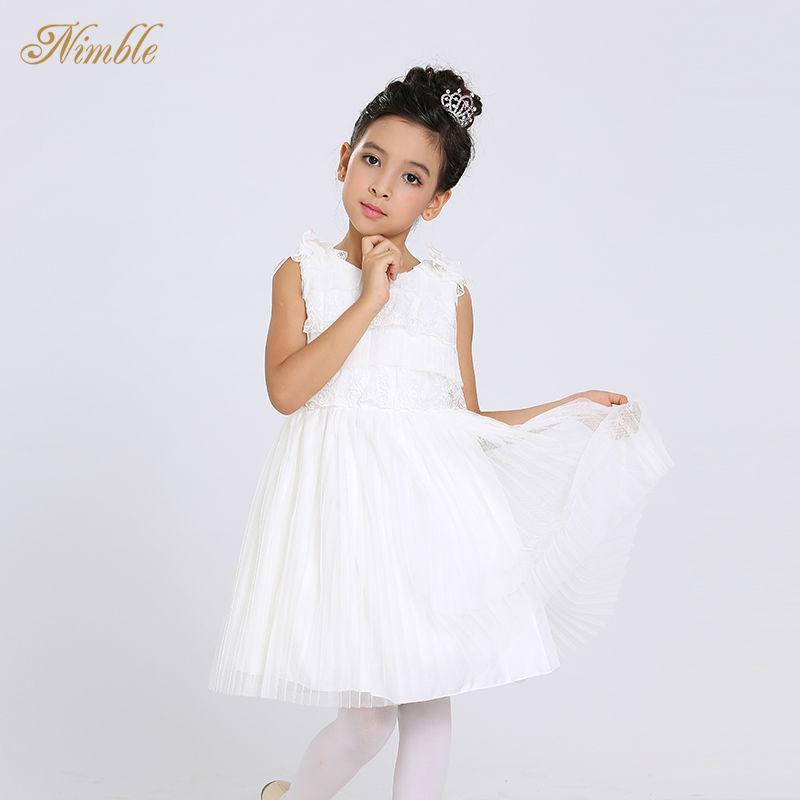 1d70005142493 2017 الجملة أزياء أطفال بنات فساتين الأطفال القماش الأطفال اللباس ...