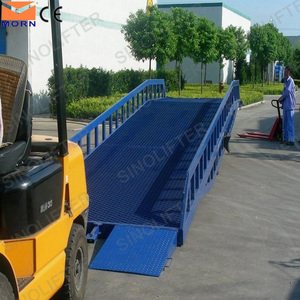 10t electric mobile dock loading bridge