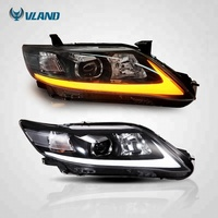 VLAND wholesales cars accessories Sequential Hid Assembly Head lamp 2006-2011 headlights For Toyota Camry