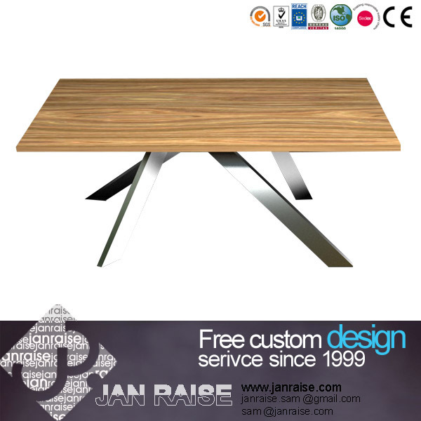 Modern Design Dining Room Talbe Table Made In Malaysia