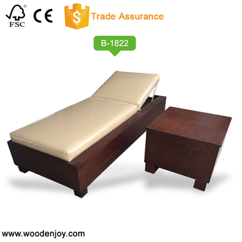 2018NEW Electric solid wood massage bed Beauty Bed B-1822