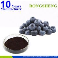 factory supply natural bilberry fruit p.e. 4:1