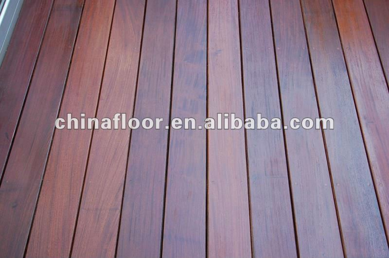 Foshan best price high quality Iron IPE wood decking