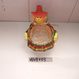 indoor halloween ornament basket halloween gift