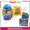 Capsule toy with candy for boys