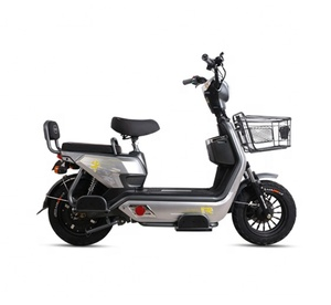 Two Wheel Cargo Electric Scooter/Electric city bicycle/E-Bike/Electric motorbike With Factory Cheap Price