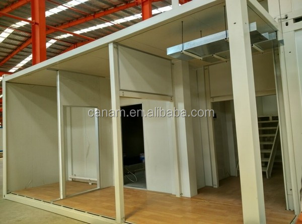ecofriendly flat pack folding container house