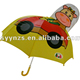 lovely high quality car design cartoon kid children umbrella